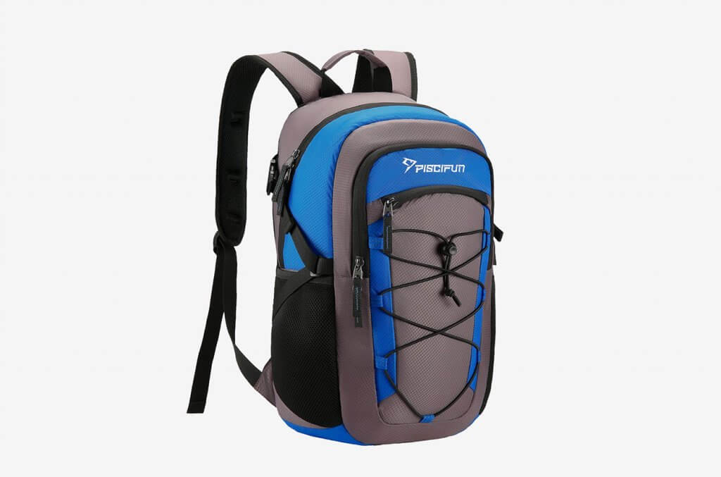 Piscifun Insulated Cooler Backpack