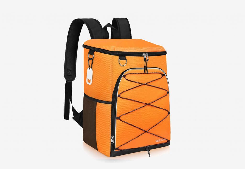 SEEHONOR Insulated Cooler Backpack