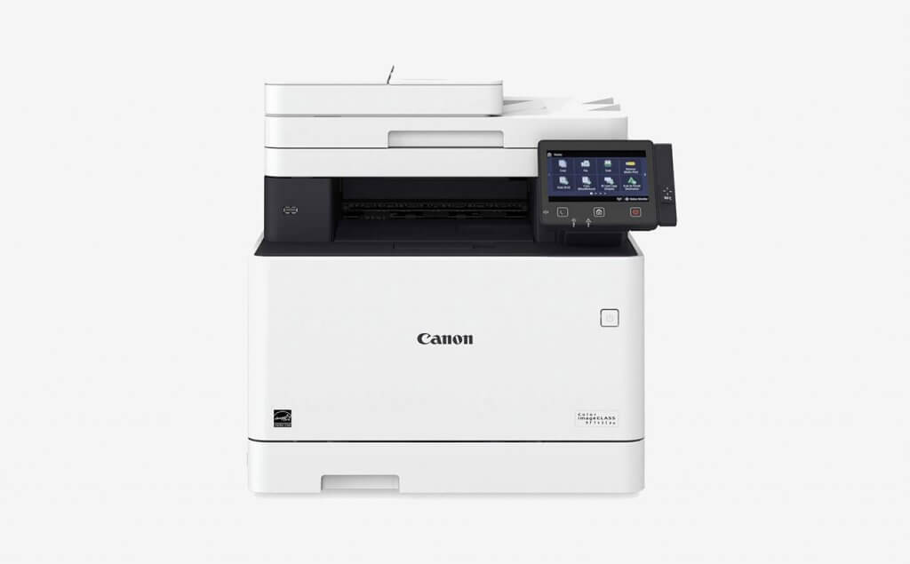 Canon Color Image CLASS MF743Cdw All in One Multi-Function Printer