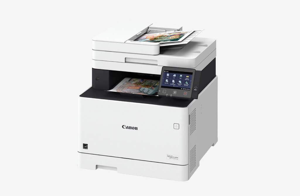 Canon Color Image CLASS MF743Cdw
