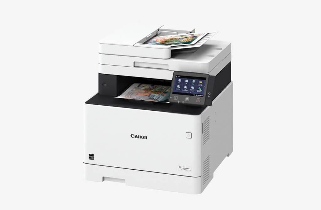 Canon Color Image CLASS MF743Cdw