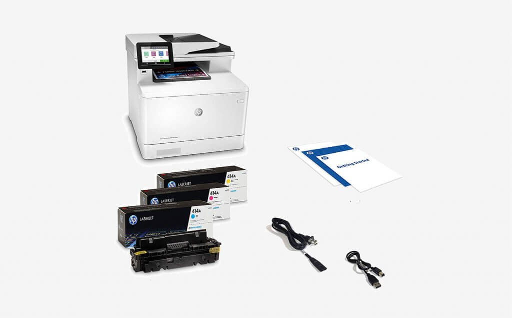 HP Color LaserJet Pro Multifunction M479fdw accessories
