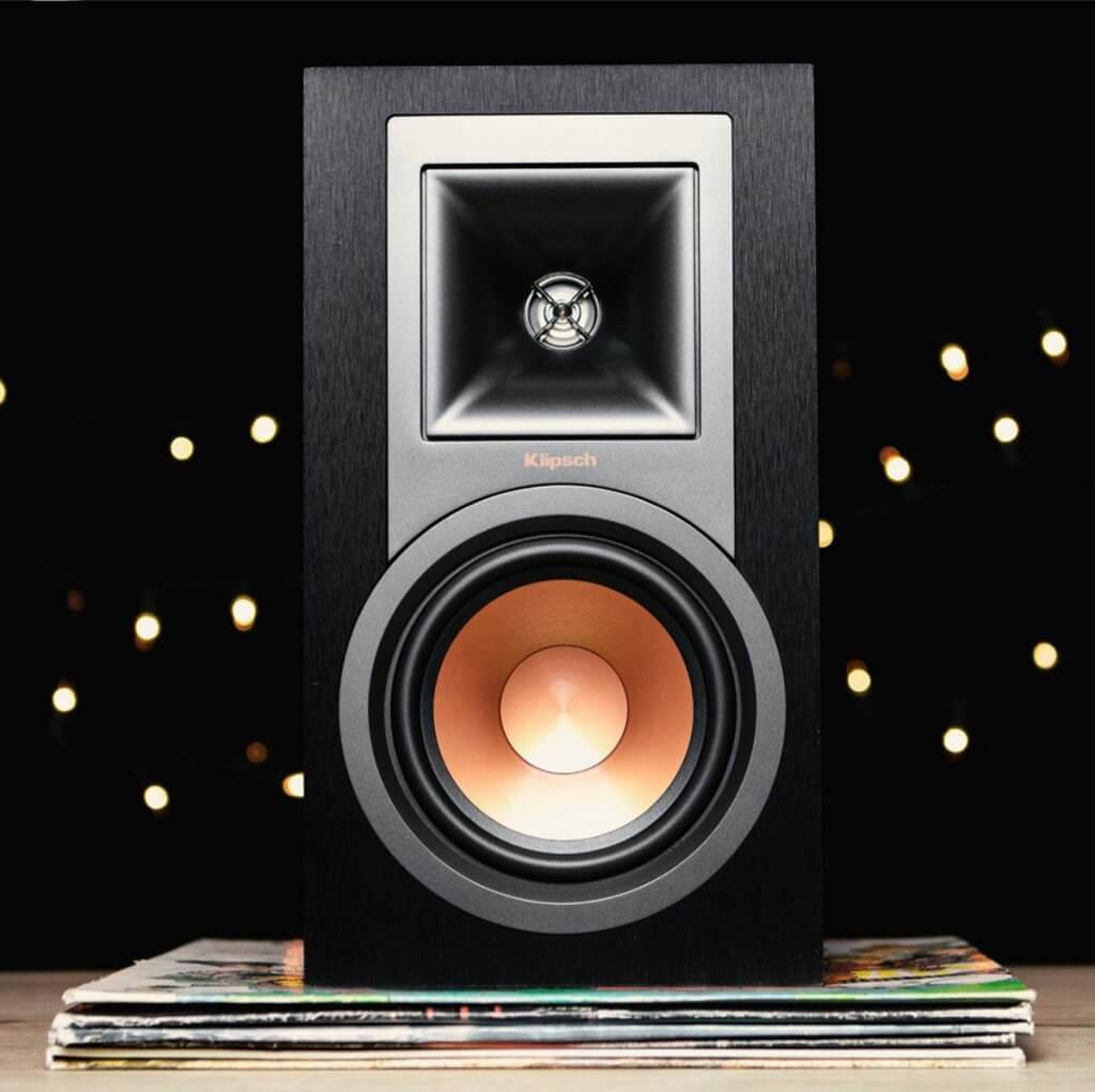 Klipsch R-15PM Powered Monitor speaker