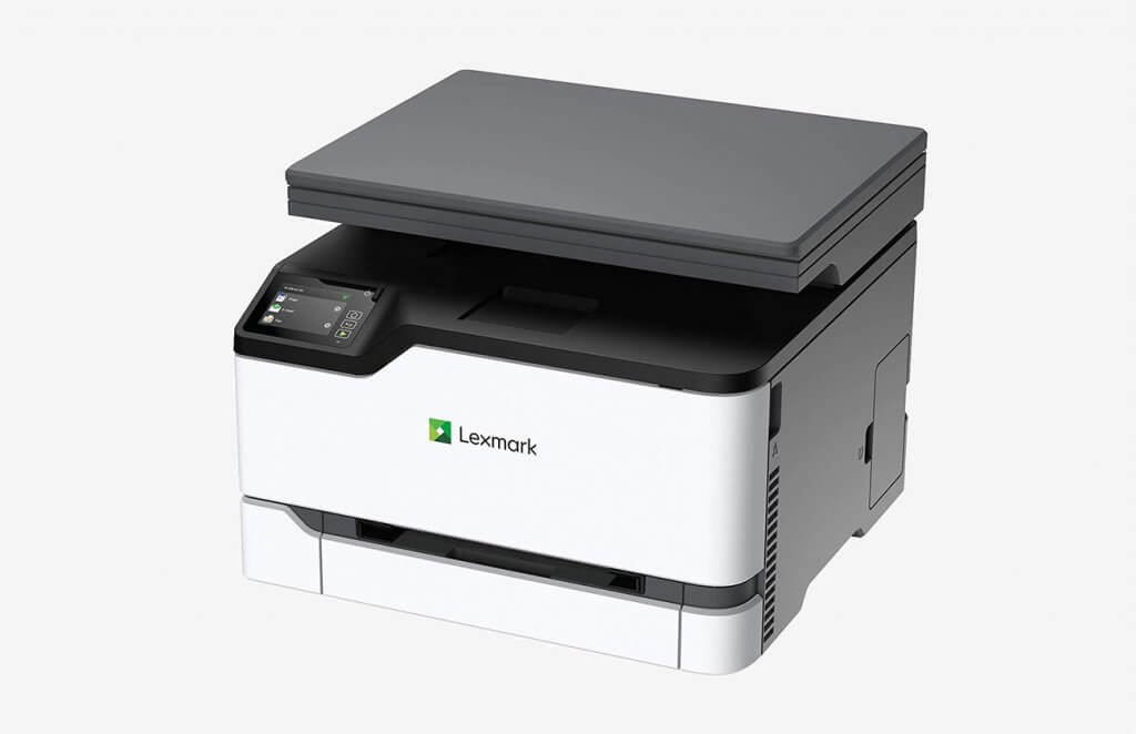 Lexmark MC3224dwe Color Multifunction Laser Printer with Print, Copy, Scan