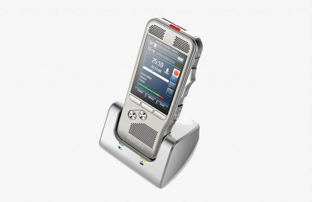 Philips DPM800001 Digital Pocket Memo