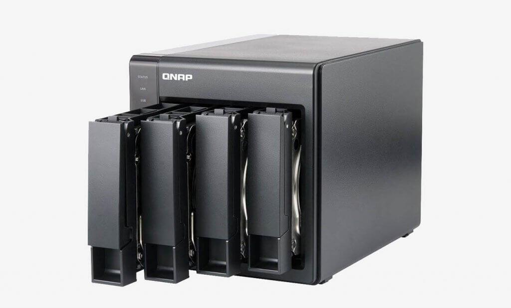 QNAP TS-451+-2G-US 4-Bay NAS