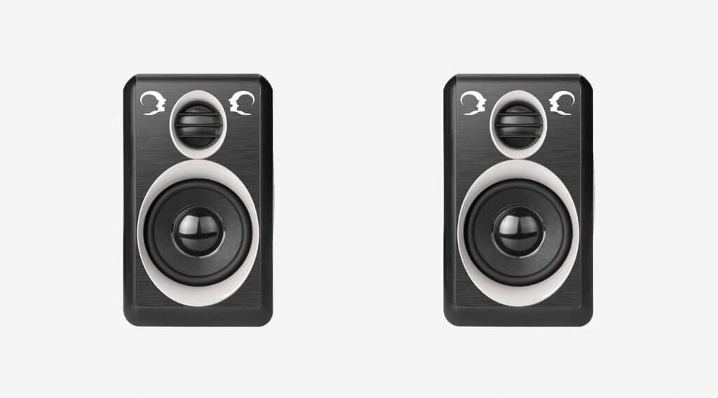 RECCAZR MP2000 Computer Speakers with Surround Sound