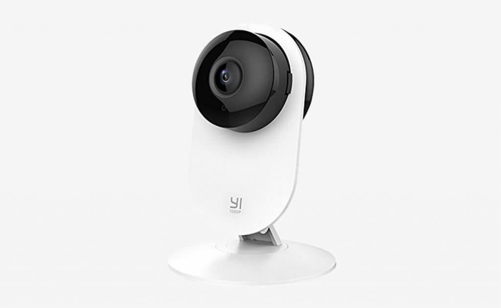 YI 87025 Home Security Surveillance System Camera with Night Vision
