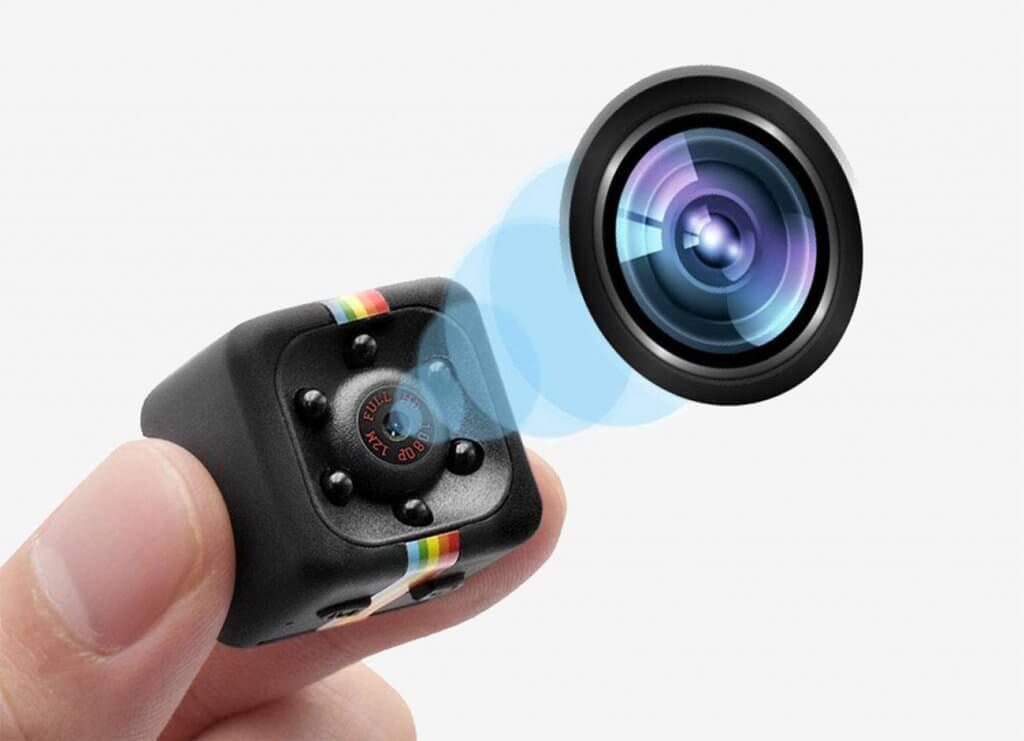 Zohulu 1080P Mini Wireless Spy Hidden Camera
