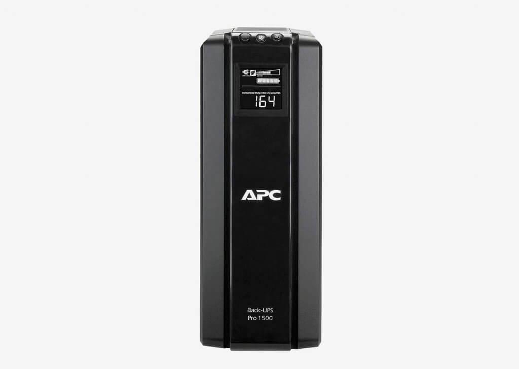APC 1500VA BR1500G UPS Battery Backup & Surge Protectorge Protector