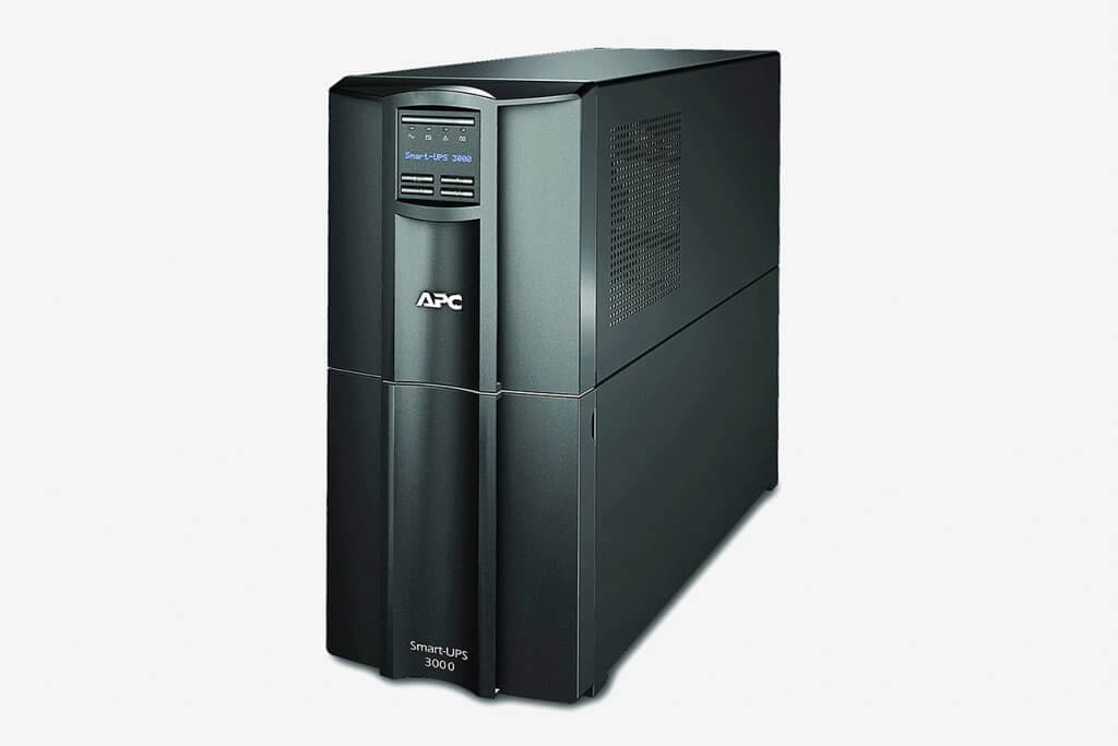 APC Smart Ups Pure Sinewave UPS Battery Backup