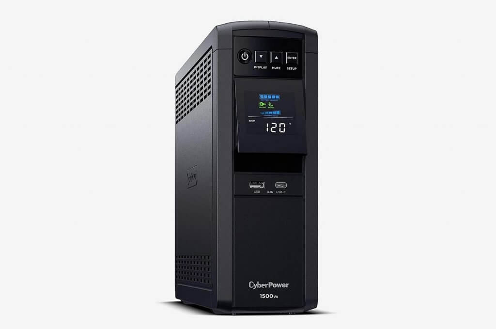 CyberPower CP1500PFCLCD Mini Tower