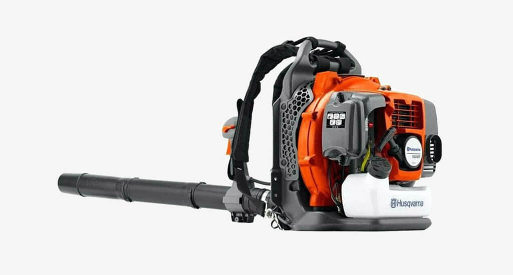 Husqvarna 150BT, 50.2cc 2-Cycle Gas-Powered Leaf Blower