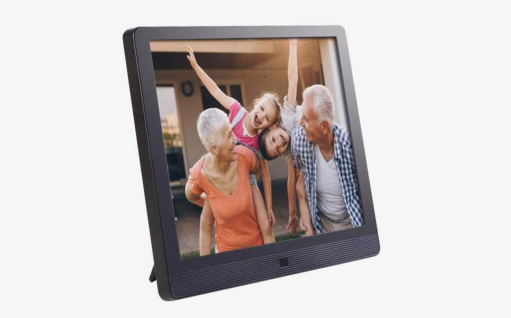 Pix-Star 15 Inch Wi-Fi Cloud Digital Photo Frame