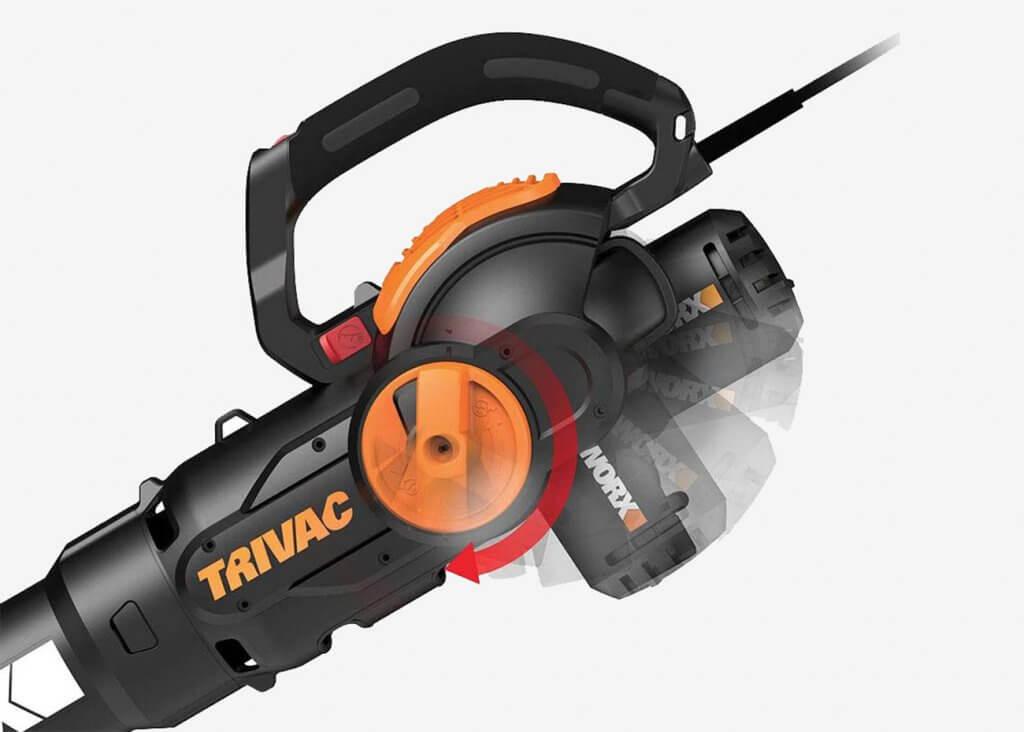 WORX WG512 Trivac 3-in-1 Vacuum