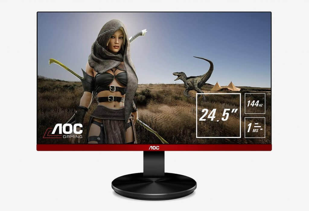 AOC G2590FX 25 Frameless Gaming Monitor