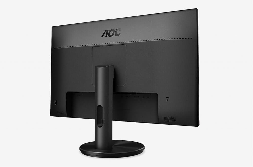 AOC G2590FX 25 Frameless Gaming Monitor back