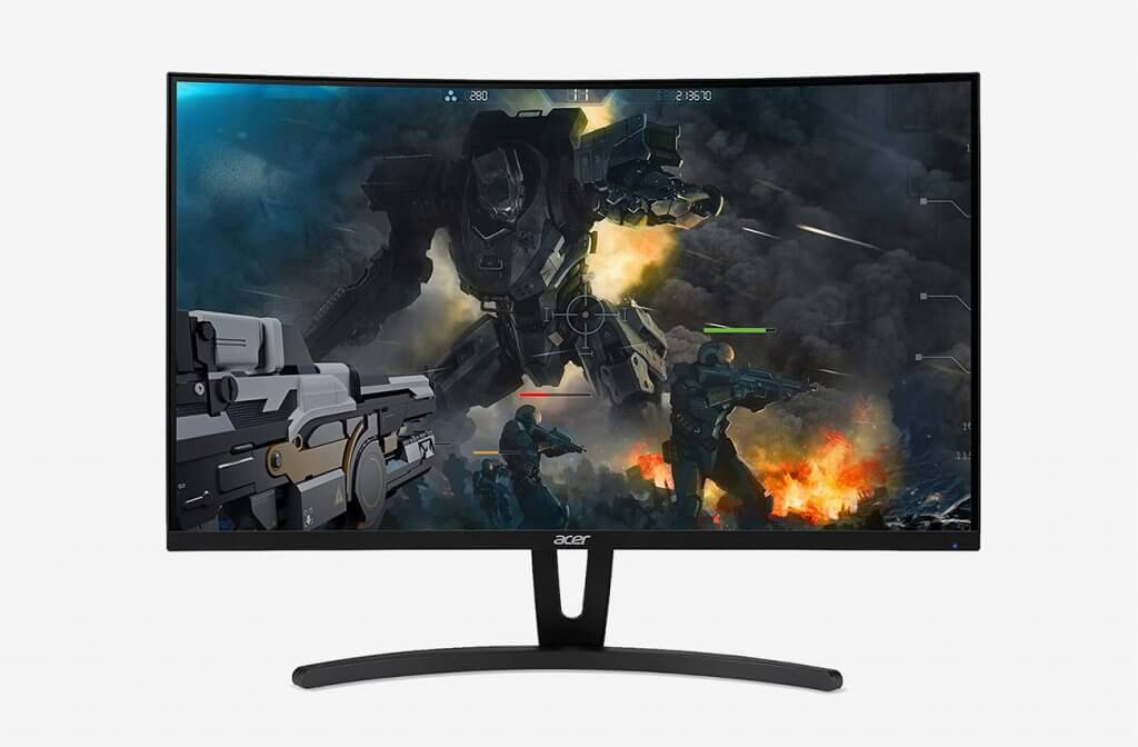 "Acer Gaming Monitor 27"" Curved ED273 Abidpx"