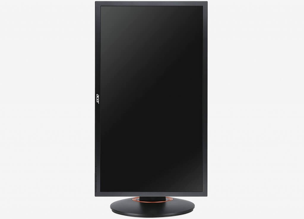 Acer XFA240 vertical