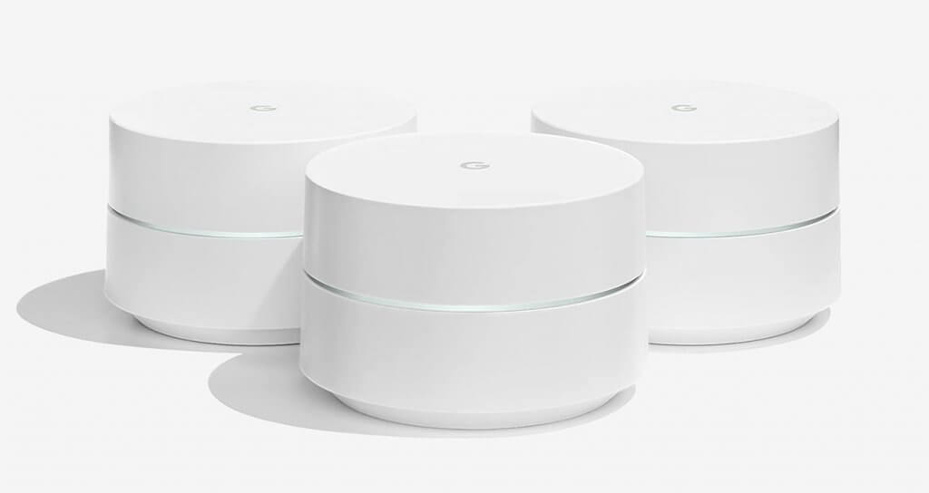 Google WiFi system, 3-Pack
