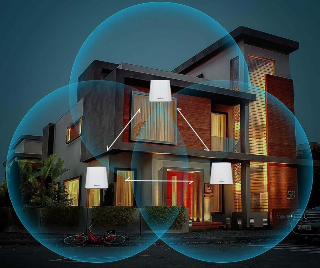 Meshforce M1 Whole Home Mesh Wi-Fi System