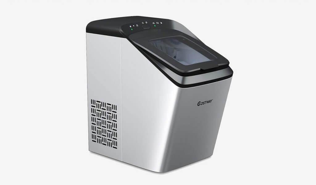 COSTWAY Ice Maker for Countertop