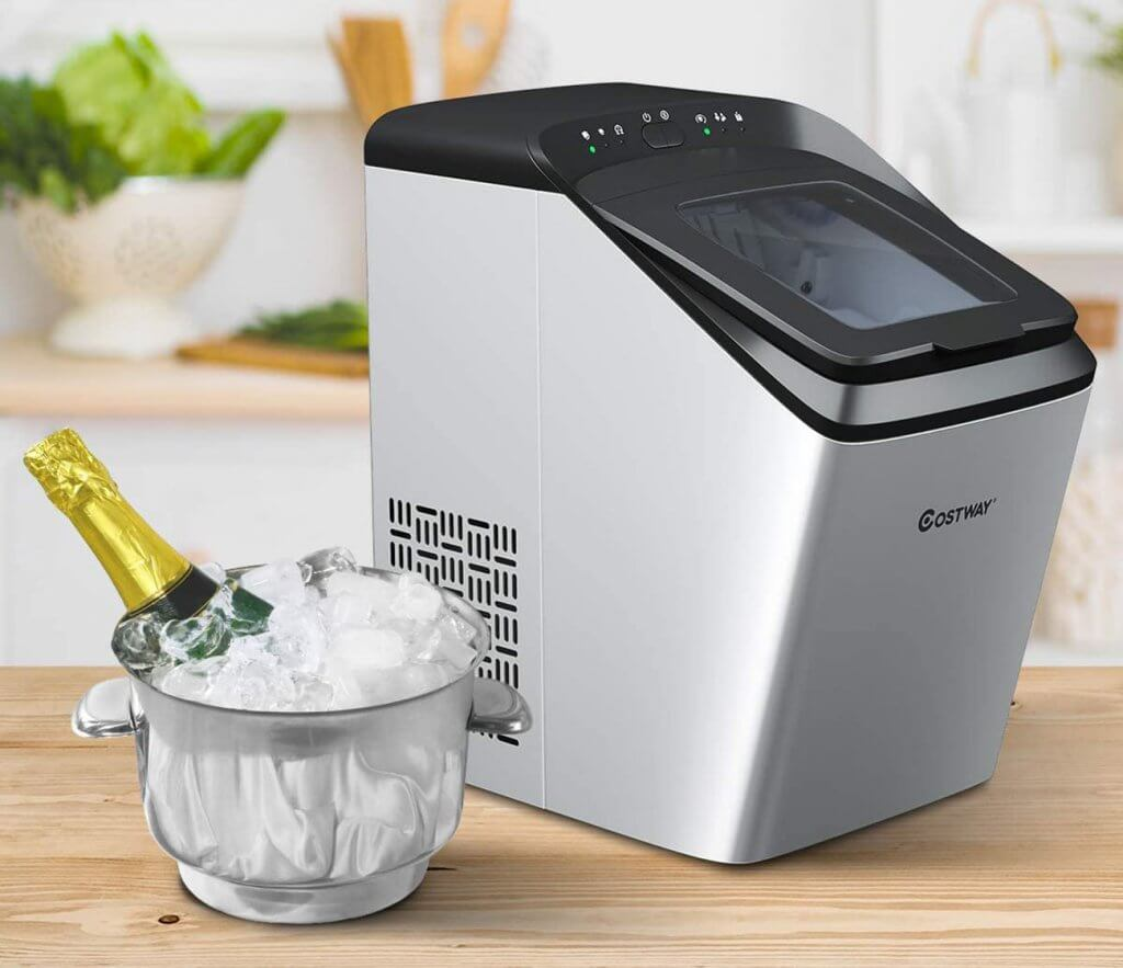 COSTWAY Ice Maker for Countertop