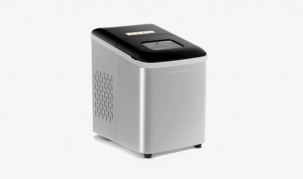 Crownful CF-IM01 Ice Maker Machine for Countertop