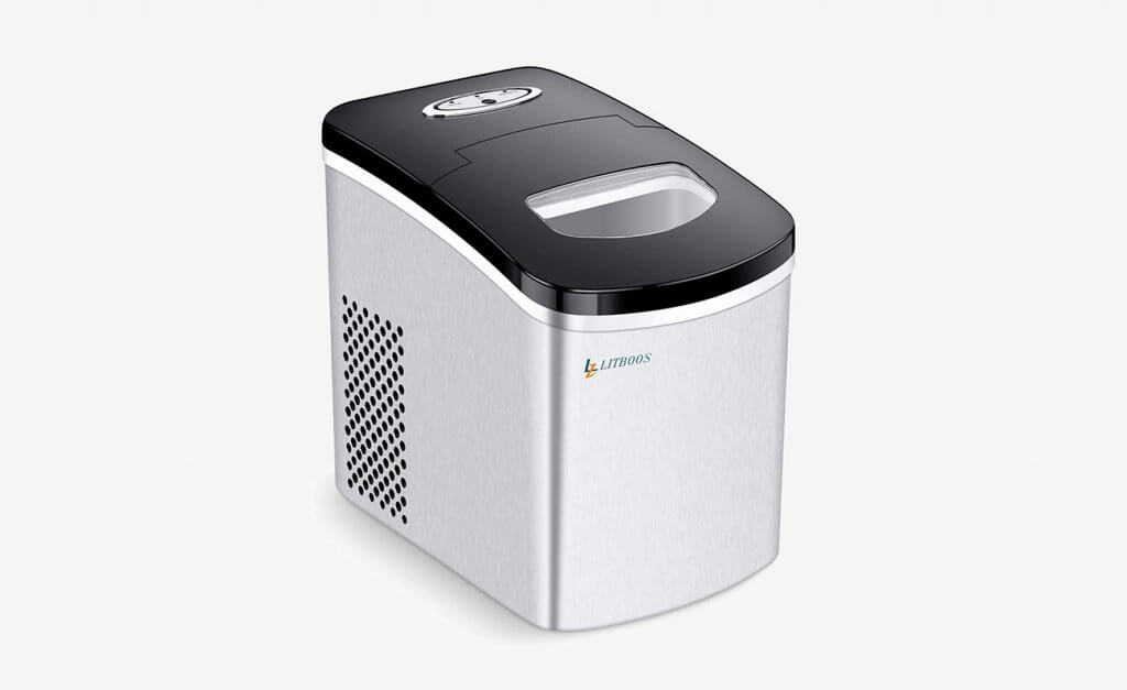 LITBOOS IML-001 Portable Ice Maker