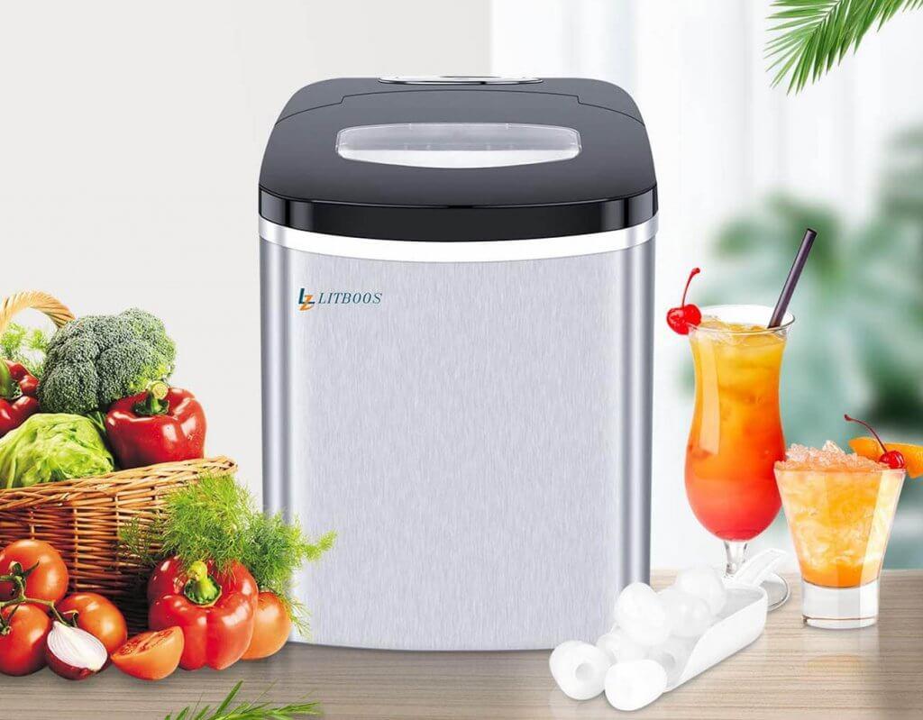 LITBOOS IML-001 Portable Ice Maker