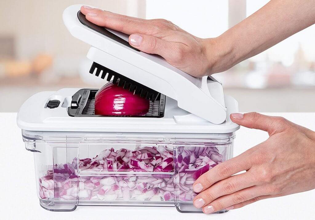 The Fullstar Mandoline Slicer Spiralizer And Vegetable Slicer