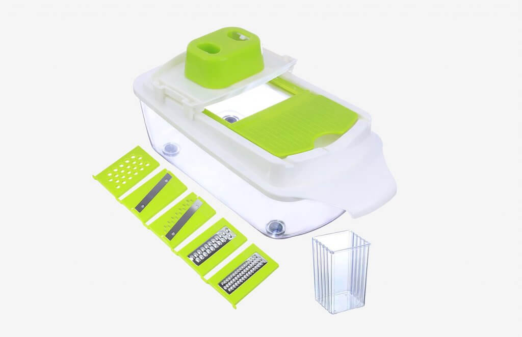 Zalik Vegetable Chopper Pro Mandoline Slicer