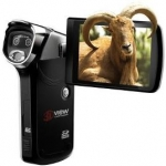 Shirtpocket 3D Video Camcorder