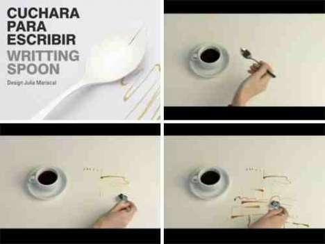 Writing Spoon