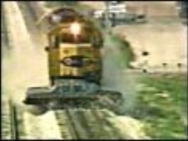 Train GPS accident