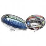 Mega-Blimp Combo  Airship and UFO