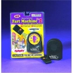 Remote Fart Machine
