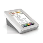 Demy Touchscreen Recipe Reader