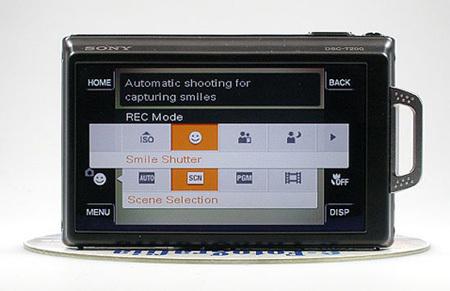 Smile Recognition Camera