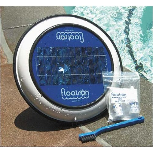 Solar Powered Pool Purifier