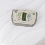 Three Zone Heated Mattress Pad