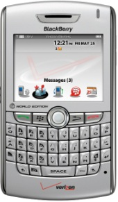 A Chance to Try the BlackBerry 8830