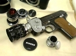 Coolest Pistol Camera from Japan - Doryu