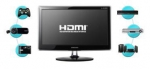 Samsung Monitor Equipped with TV Tuner