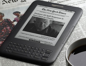 The Kindle has several features you may not know about ....