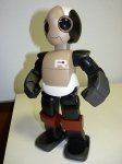 Lopid (Ropid) Cute Robot by Tomotaka Takahashi