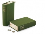 Savings Book - The Concealed Piggy Bank