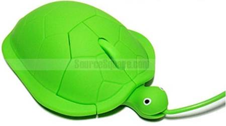 USB turtoise mouse USB Turtle Optical Mouse