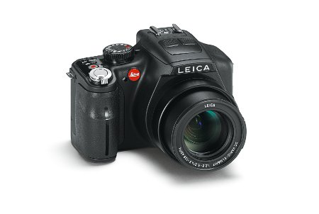 Leica introduces V-Lux 3 digital camera