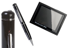 SPY Wireless Camera Pen
